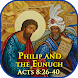 Bible Story : Philip and the Eunuch by Holy Bible Study 911