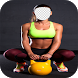 Real Gym Girls Camera by Kelupis