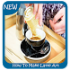 How To Make Latte Art by ODPixel