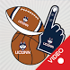 UConn Huskies Animated Selfie Stickers