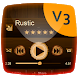 Rustic PlayerPro Theme by Best Power Themes