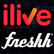 Freshh, by ilive by Android, aplicaciones