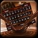 Chocolate Silk Keyboard Theme by Input theme