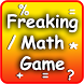 Freaking Math Game by Appy Ocean