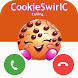 Fake Call Cookie From SwirlC