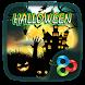 Halloween Dynamic Go Launcher Theme by ZT.art