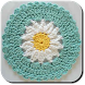 Crochet Flower Pattern by Arigumzi