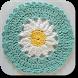 Crochet Flower Pattern by Arigumzi