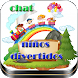Chat Niños Divertidos by App y algo mas