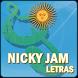 Letras De Nicky Jam