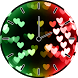 Reggae Love Clock by Amazing BuPepa World