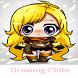 Drawing Chibi Cartoon by tinnakitpun