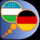 German Uzbek dictionary by Dict.land