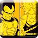 Goku Supersonic Dragon Warriors by Lipes Teele Labs