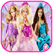 Wallpaper Barbie Sparkle blast by bokadevelop