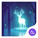 Elk-APUS Launcher theme by CoolAppPub