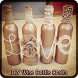 DIY Wine Bottle Crafts by mortalmen