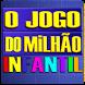 Jogo do Milhão Infantil é Show by SOK Games