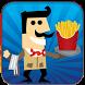 Fry Grabber - Smashing Game by guyM