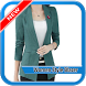 Women Style Blazer by RaziqDroid