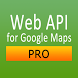 Web API for Google Maps by 808 Apps Maui