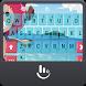 Cute Reindeer Keyboard Theme by Love Free Themes