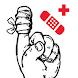Antigua & Barbuda RC First Aid by 3 SIDED CUBE