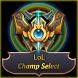 LoL Champ Select by Narlix Entertainment