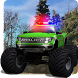 Monster Truck Police Rescue by Peanut Butter Labs