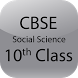 CBSE Social Science Class 10th by R M Apps