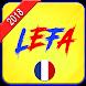 Lefa musique 2018