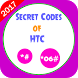 Secret codes of Htc by RondniApps