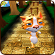 Cat and Dog Subway Runner Endless Chase Up Game by Gallant Games