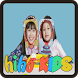 Hiho Kids Fans by Bdayti Studio