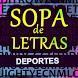 Sopa de letras de Deportes by Ocio