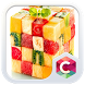 Fruit Cube Theme: Fresh live HD Wallpaper