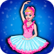 Ballet Dancer Salon Makeover by Aflatoon Games