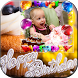 Birthday Photo frame by Lock Apps