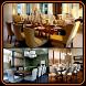 Modern Home Dining Table Design Ideas Wooden Glass by Prangel Technology