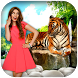 Wild Animal Photo Editor & Frames by Unique Prank Apps