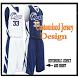 Customized Jersey Design by deigo.soft