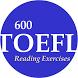 TOEFL Reading Exercises by Lesmana Studio