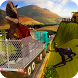 City Zoo Dino Transport Truck by Reality Gamefied