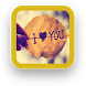 I Love You Wallpaper by SGA Media