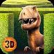 Dino Maze Escape Simulator 3D