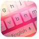 Colorful Light Keyboard Theme by Designer Superman