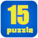 Fifteen Puzzle Game Brain by Genius Studio