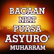 Bacaan Niat Puasa Asyuro' by Semoga Bermanfaat
