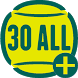 Thirty All Plus - tennis stats by www.thirty-all.com