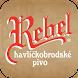 Rebel pivo by Ackee, s. r. o.